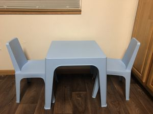 DD JULIETA Indoor/Outdoor Kid's Table and Chair Set for Sale in Saint Paul, MN