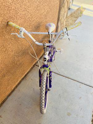 Purple/White Avigo (Sheer Fun) Girls Bike for Sale in Las Vegas, NV