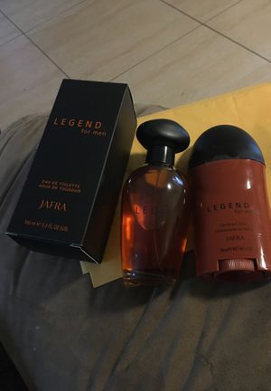 Jafra perfume para hombre LEGEND for Sale in Dallas, TX