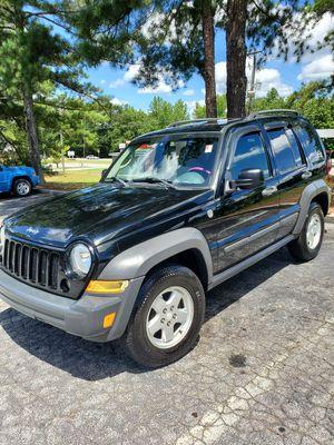 2006 jeep liberty sport 4x4 for Sale in Lithonia, GA