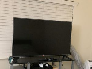 LG 49 Inch 4K Ultra HD Smart LED TV with Stand for Sale in Kirkland, WA