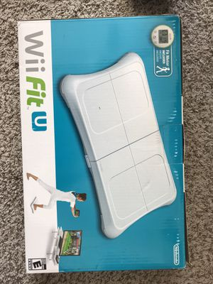 Nintendo Wii Fit U for Sale in Del Mar, CA