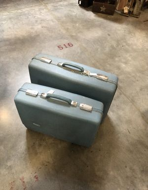 Vintage luggage for Sale in Tempe, AZ