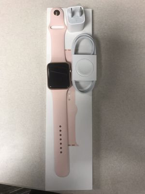 Apple Watch Rose Gold 42MM Cellular/GPS for Sale in Chicago, IL