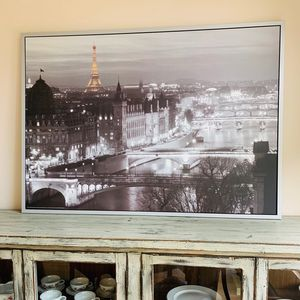 Paris Eiffel Tower Skyline Scape Picture for Sale in Redlands, CA