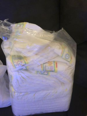 55 Size 1 Pampers Diapers for Sale in Tarpon Springs, FL