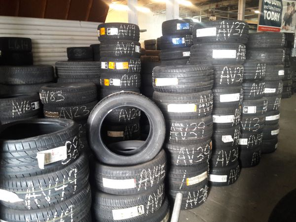 USED TIRES * Tire Giants {contact info removed}