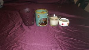 Small decorative candle holders for Sale in Palos Hills, IL