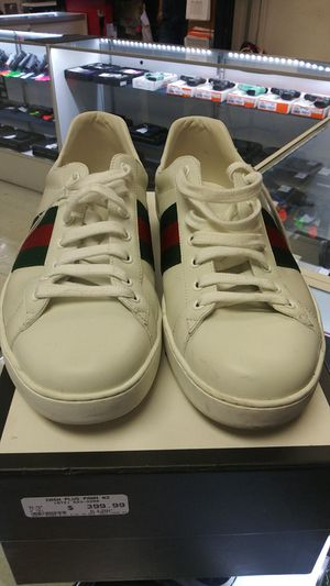 Gucci mens shoes for Sale in Burleson, TX