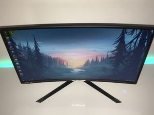 144hz 1ms curved sceptre gaming monitor (brand new) for Sale in Bloomington, CA