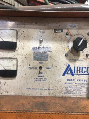Airco welders model cv-450. for Sale in Roy, WA