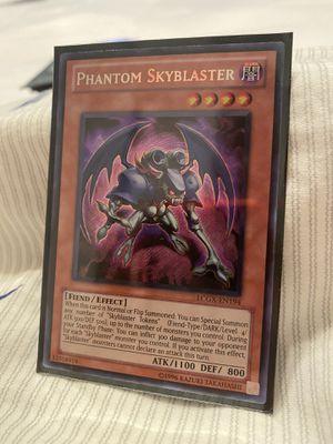 YuGiOh Phantom Skyblaster for Sale in Largo, FL