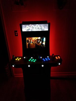 Arcade Cabinet 4 Player - Over 13,000 games! for Sale in Hamilton Township, NJ