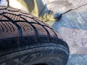 4 Snow tires, 90% tread, 205/60/16 for Sale in Salt Lake City, UT