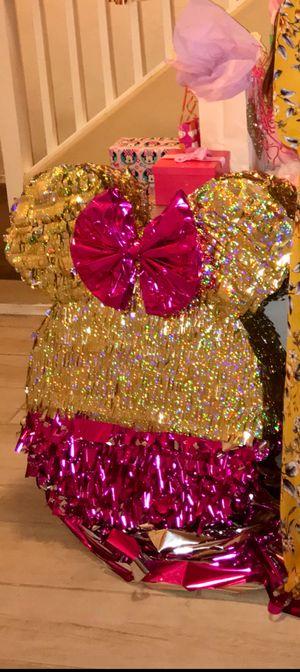 Minnie Mouse piñata for Sale in Phoenix, AZ