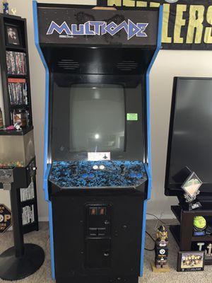 Big game room arcade game works excellent for Sale in San Jacinto, CA