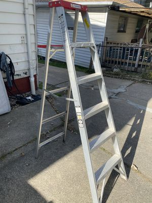 Ladder 6 feet for Sale in Valley View, OH