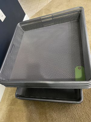 Office trays for Sale in Lilburn, GA