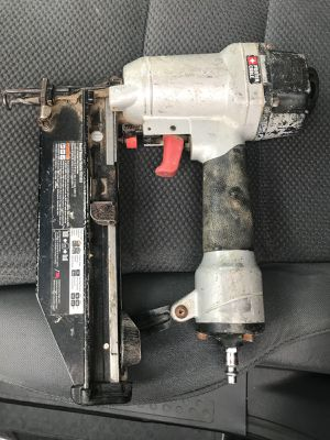 Nail Gun Porter Cable for Sale in Nashville, TN