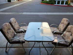 Patio furniture set for Sale in San Diego, CA
