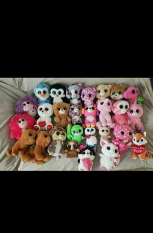 Ty plushies for Sale in Dallas, TX