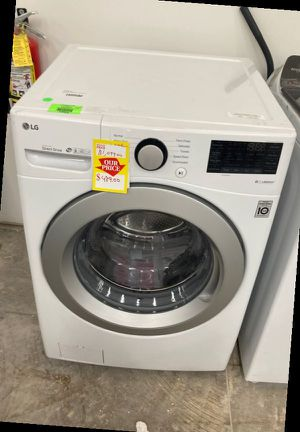 LG 💦💦WASHER 💦💦 WM3500CW I1 for Sale in Ontario, CA