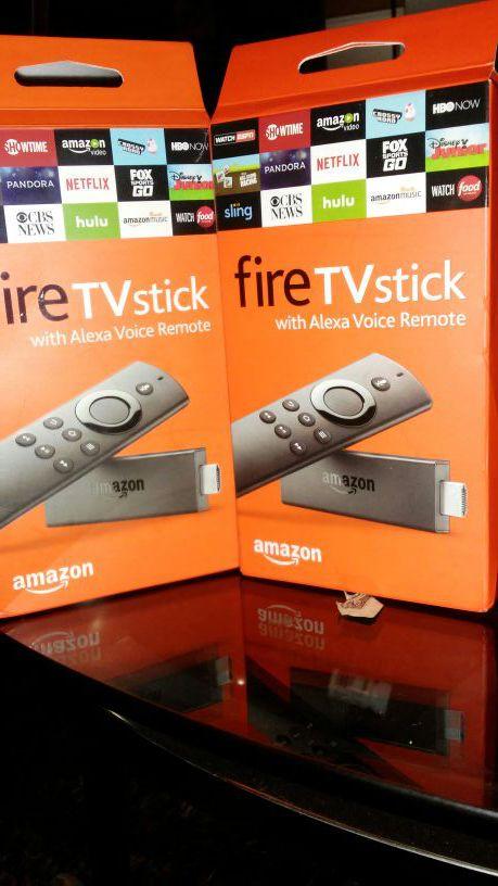 Unlimited Amazon Fire Tv Stick