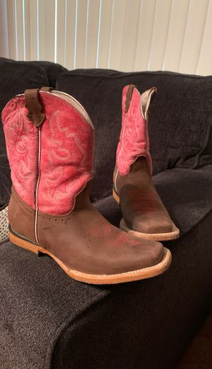 Boots for girl for Sale in San Jacinto, CA