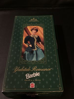 Mattel Yuletide Romance Barbie Special Edition 1996 vintage for Sale in Blue Bell, PA