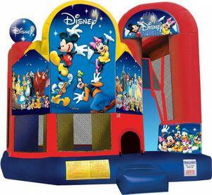 Disney Backyard Bounce House Combo for Sale in Deville, LA