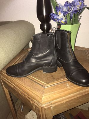 Ariat heritage IV zip paddock boots for Sale in Katy, TX