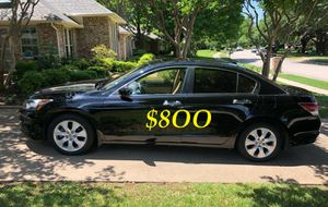 💝💝$8OO For Sale is my 2OO9 Honda Accord clean tittle! Comfortable fully loaded.💝🔑 for Sale in Washington, DC