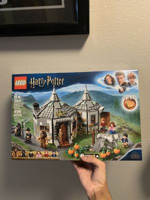 Harry Potter Lego Set 75947 1 Box for Sale in Hercules, CA