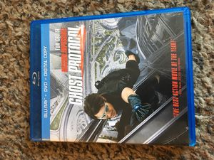 Mission Impossible Ghost Protocol for Sale in Oklahoma City, OK