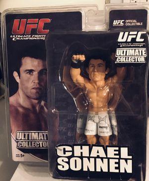Chael Sonnen•UFC Ultimate Collector•Series 10 ROUND 5•MMA ZUFFA for Sale in Union City, NJ