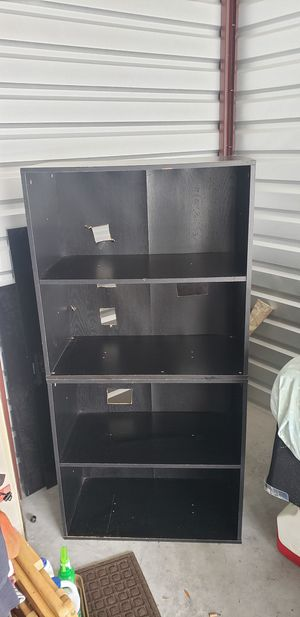 Two matching bookshelves $5 each for Sale in Austin, TX