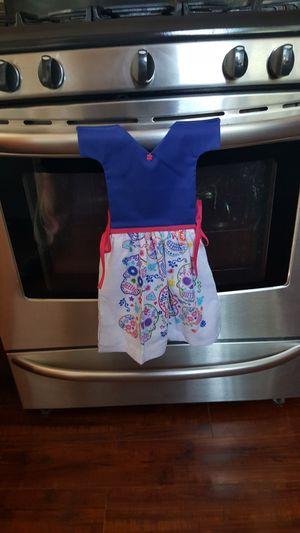 Day of the Dead Kitchen Towel/Dress-Dia de los Muertos Toalla de Cocina for Sale in San Diego, CA