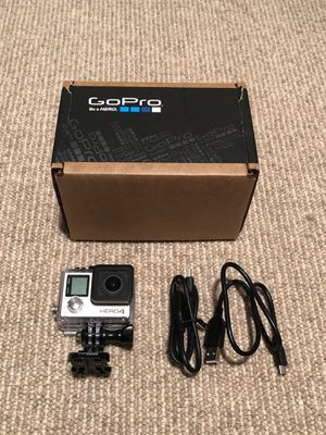 GoPro Hero4 with box/papers/ gimbal for Sale in Richmond Heights, MO