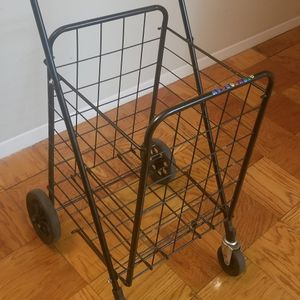 Collapsible Iron Cart for Sale in Bethesda, MD