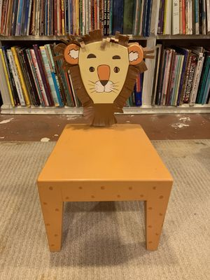 kid's lion chair for Sale in Newton, MA