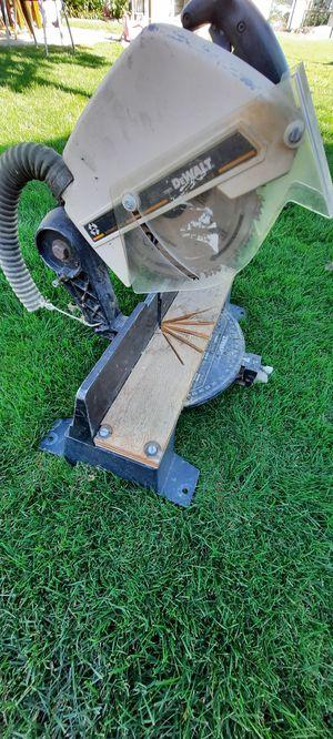 250 mm Dewalt hand saw 10 inches for Sale in East Wenatchee, WA