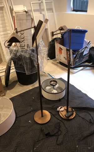 Floor lamps for Sale in Boston, MA
