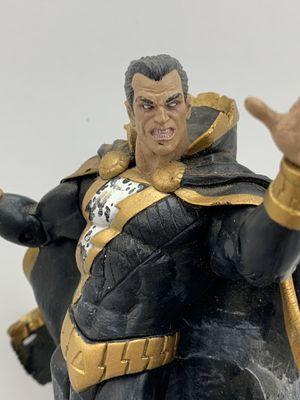 """Dc Comics Super Villains Black Adam Action Figure Dc Collectibles 7"""" for Sale in Los Angeles, CA"""