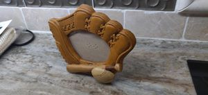 Baseball glove frame ball bat picture for Sale in Virginia Beach, VA
