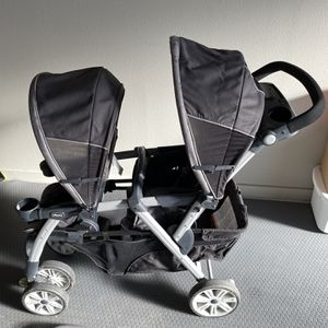Chicco Cortina double stroller for Sale in Richardson, TX