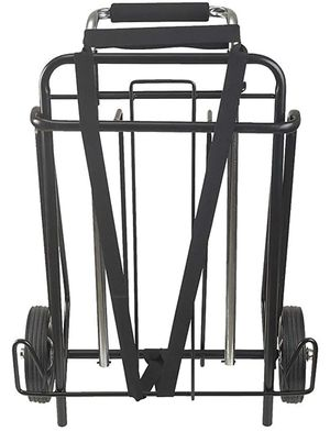 New Staples Metal Luggage Cart, Black - 250 Lbs. Maximum Capacity for Sale in Dallas, TX