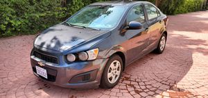 2013 Chevy Sonic for Sale in Riverside, CA