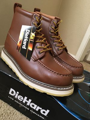 DieHard boots 11 for Sale in Rancho Cucamonga, CA