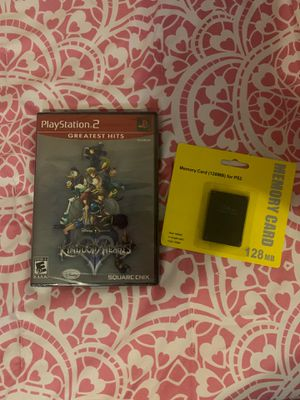 Kingdom Hearts 2 for Sale in Elmont, NY