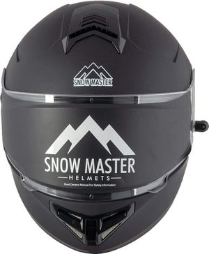 Snow Master TX-50 Flat Black Modular Dual Use Snowmobile and Street Helmet - XXL for Sale in Torrance, CA